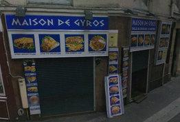 Maison du Gyros Paris 05