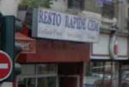 Resto Rapide CEM Asnières-sur-Seine