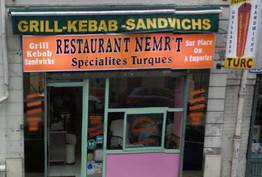 Restaurant Nemrut Asnières-sur-Seine