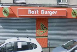 Baït Burger Asnières-sur-Seine