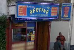 Restaurant Berfine Asnières-sur-Seine