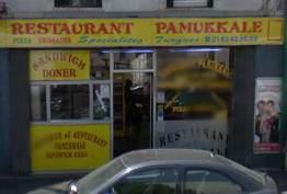 Restaurant Pamukkale Colombes