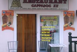Restaurant Cappadoce Frangy