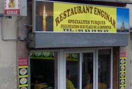 Restaurant Enginar Paris 19