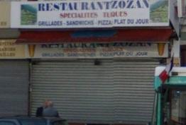 Restaurant Zozan Le Bourget