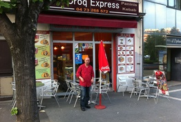 Croq Express Clermont-Ferrand
