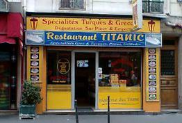 Restaurant Titanic Paris 14