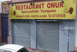 Restaurant Onur Villeurbanne