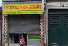 Paris Istanbul Paris 18