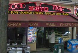 Good Time Paris 13