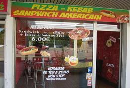 Pizza Kebab La Laurenzanne Gradignan