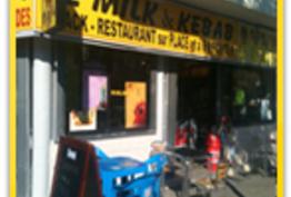 Le Milk & Kebab Nîmes