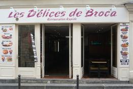 Les Délices de Broca Paris 13