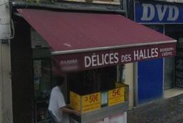 Délices des Halles Paris 01