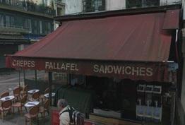Fallafel Chatelet Paris 01