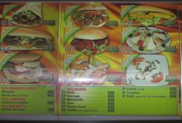 Ariane Pizza Kebab Strasbourg