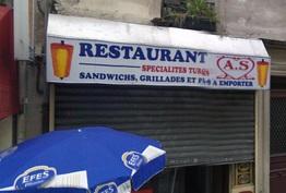 Restaurant As Paris 09
