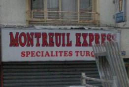 Montreuil Express Montreuil