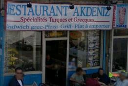 Restaurant Akdeniz Montreuil