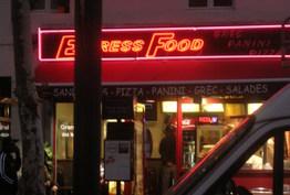 Express Food Boulogne-Billancourt