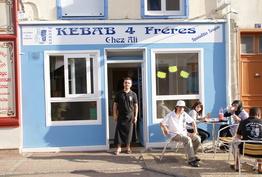 Kebab 4 freres Chez Ali Vendeuvre-sur-Barse