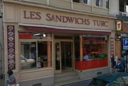 Les Sandwichs Turcs Paris 09