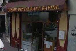 Cesme Restauration Rapide Paris 11