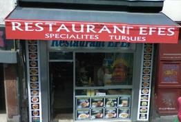 Restaurant Efes Paris 11