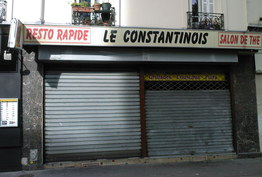 Le Constantinois Paris 14