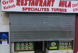 Restaurant Mula Paris 11