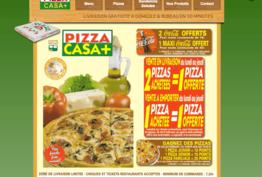 Pizza Casa Plus Villiers-sur-Marne