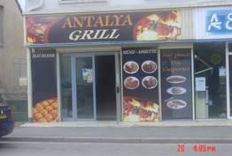 Antalya Grill Kebab Montceau-les-Mines