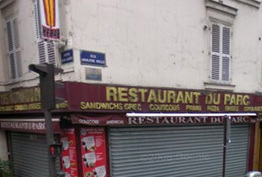 Restaurant Du Parc Paris 19