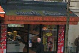 Chicken Salon Paris 15