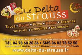 Le Delta du Strauss Villeurbanne