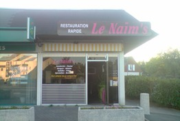 Le Naim's Montlouis-sur-Loire