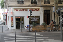 Restaurant Mosaïque Lyon