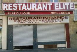 Restaurant Elite Paris 14