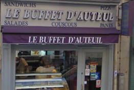 Buffet d'Auteuil Paris 16