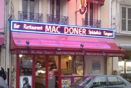 Mac Döner Colombes