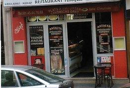 Antalya Paris 15