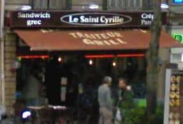 Le Saint Cyrille Paris 15