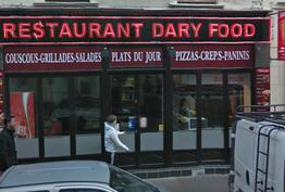 Kebab Dary Food Paris 15