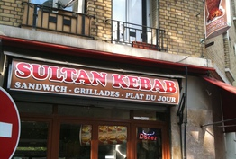 Sultan Kebab Issy-les-Moulineaux
