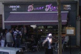 Doner King Paris 17