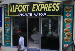 Alfort Express Alfortville