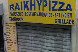 Raikhy Pizza Aubervilliers