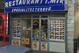 Restaurant Izmir Paris 09