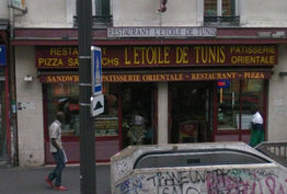 L'Etoile de Tunis Paris 18