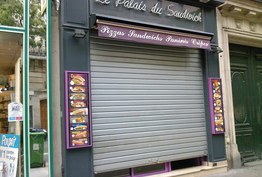 Le palais du sandwich Paris 14
